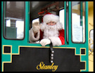 Santa in Stanley the Engine